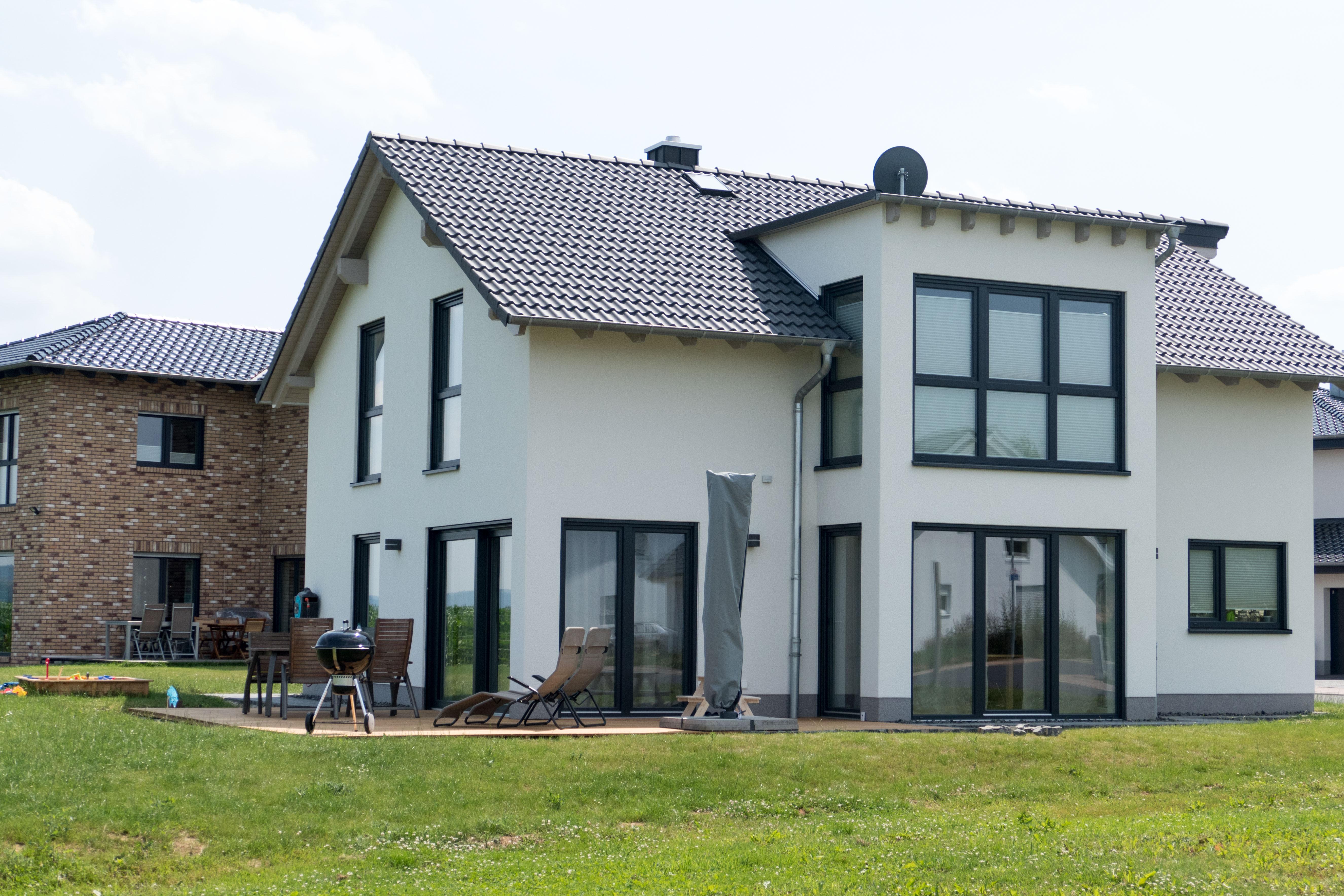 Edermünde Terrasse Nachbar